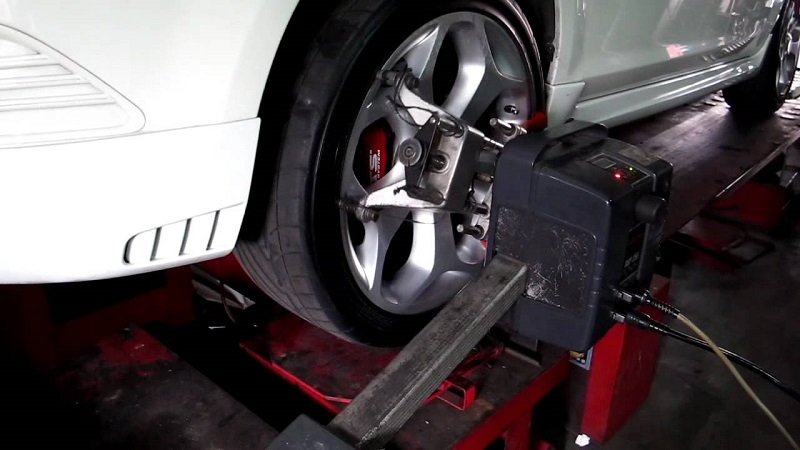 Average Wheel Alignment Cost