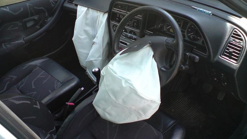 The Causes Airbag Light On