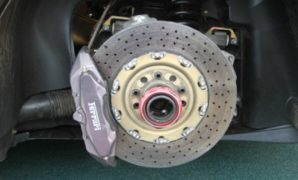 Brake problems in cold weather