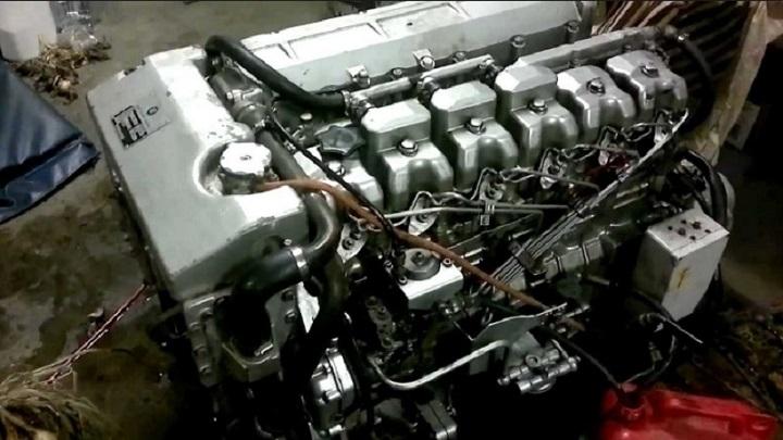 Diesel engine efficiency