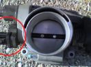 Throttle position sensor functions and replacement cost