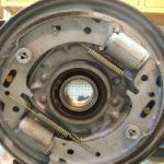 brake drum working principle