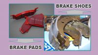 Brake Pads vs Brake Shoes Replacement Cost
