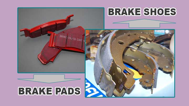Brake Block Material : Brake shoe material style guru fashion glitz glamour