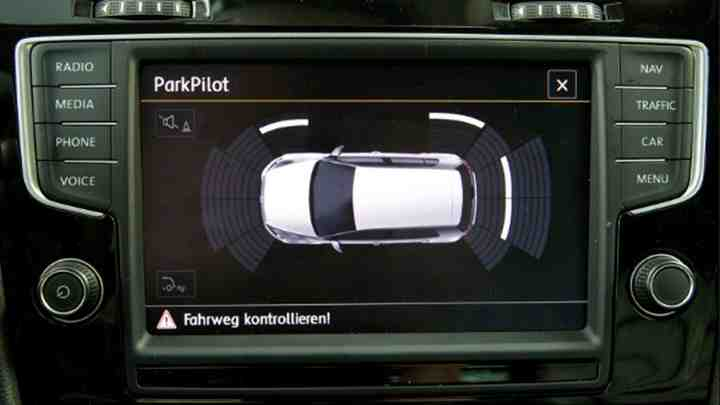 Park Assist and Object Detection Working Principle in Car Technology ...
