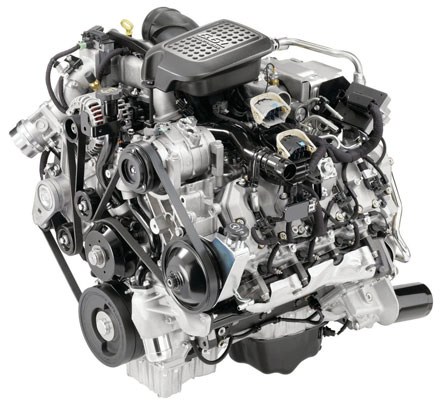 Duramax engine fuel economy