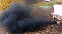 4 Causes of Too Much Black Smoke From Exhaust in Diesel Engines