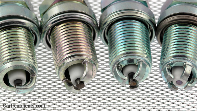 types of spark plugs