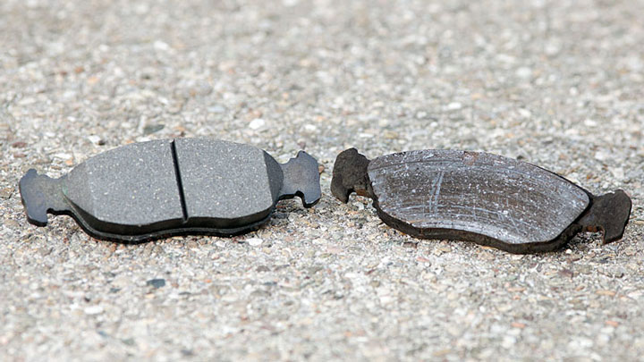worn brake pad symptoms