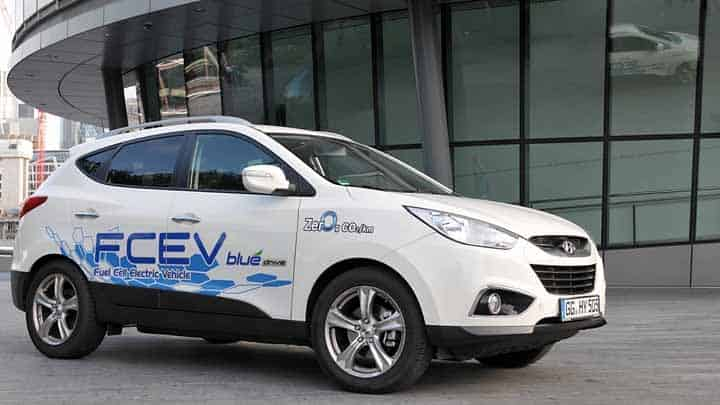 Differences Between Hydrogen Fuel Cell Vs Traditional Cars