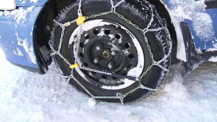 Best Snow Chains for 16, 17, 18 and 19-inch Tires