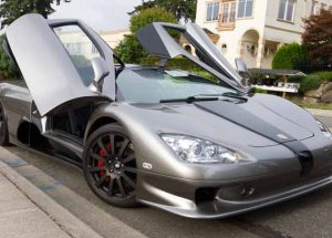 The Top 10 of Fastest Cars in the World