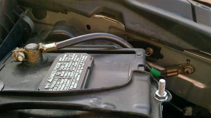 Parasitic Battery Drain 2007 Honda Odyssey