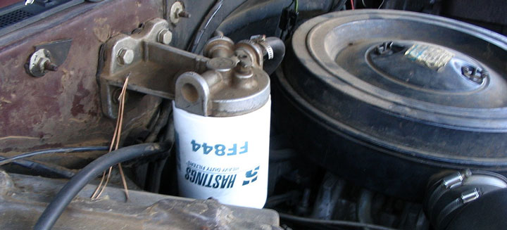 The Fuel Filter Is Located In Between Injectors And Pump Of Your Vehicle Job To Screen Gasoline For Any
