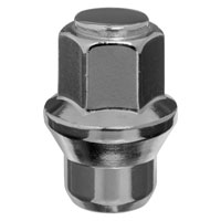 Lug nut thread diameter for ford escort