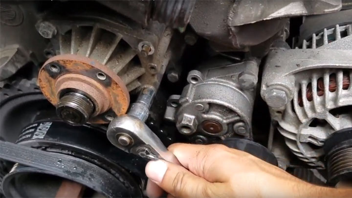 water pump replacement cost