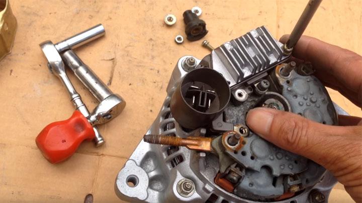 voltage regulator replacement cost
