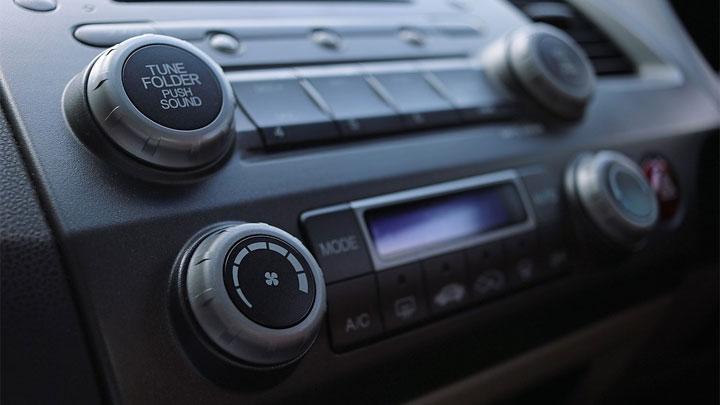 radio not working