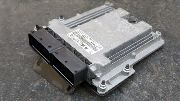 powertrain control module