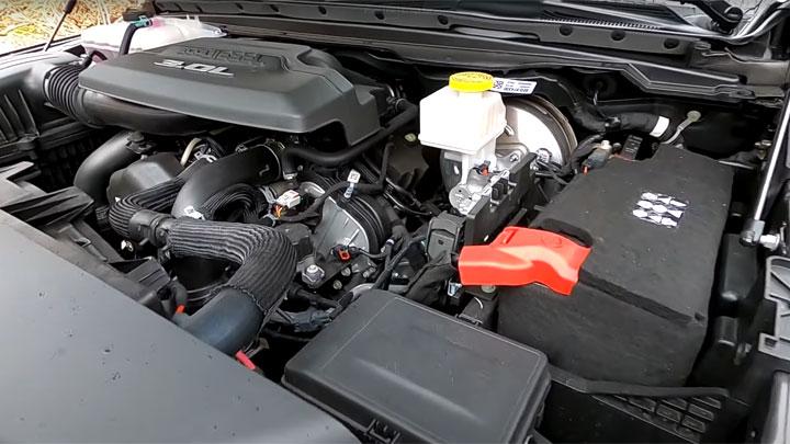 3.0L Ecodiesel
