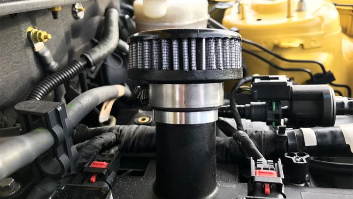 CCV filter