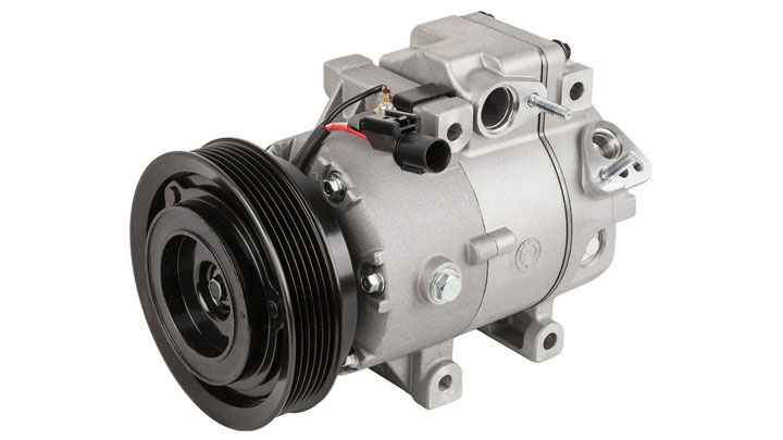 AC compressor replacement cost