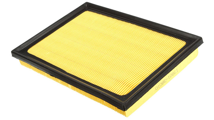 engine air filter replacement cost