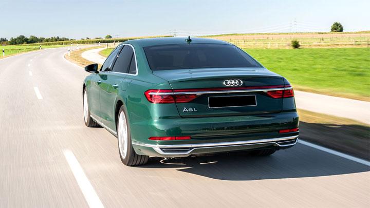 all-wheel steering advantages