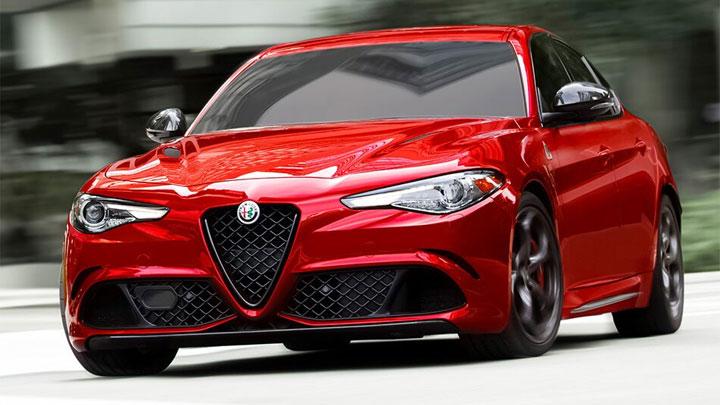 Alpha Romeo Giulia 2020