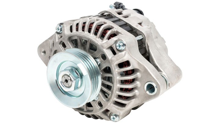 alternator replacement cost