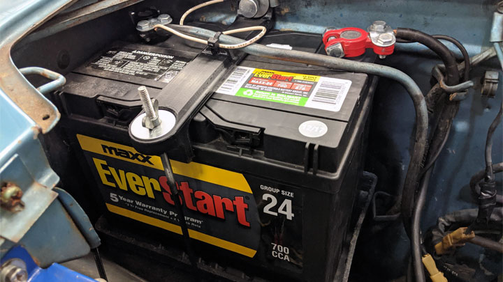 bad car battery symptoms