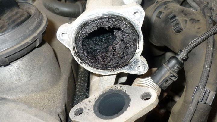 bad EGR valve symptoms