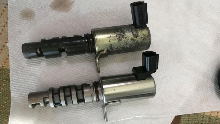 bad oil control valve symptoms