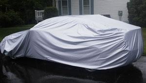 best hail car cover