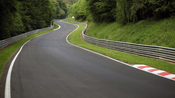 best time to visit Nurburgring
