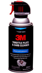 best way to clean throttle body