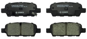 Bosch brake pad review