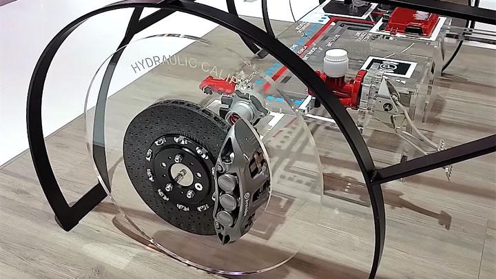 brake by wire tech