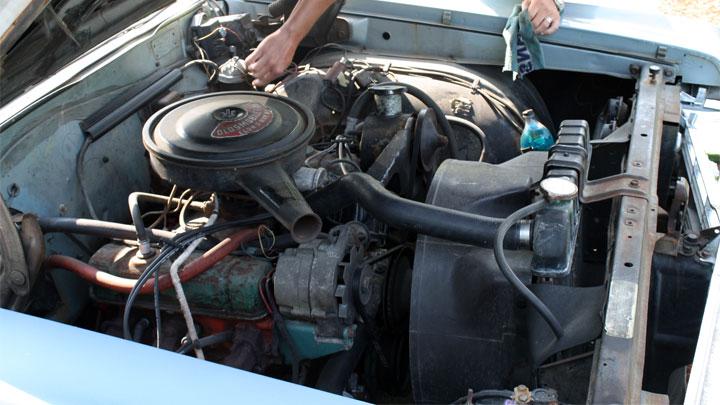 Buick Special V6