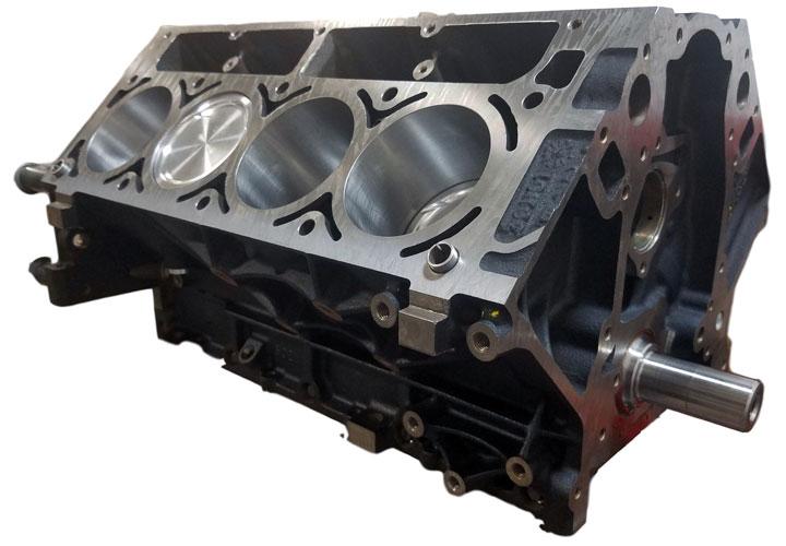 cam-in-block engine