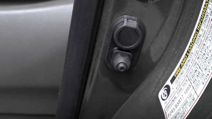 car alarm door sensor