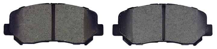 ceramic brake pad material