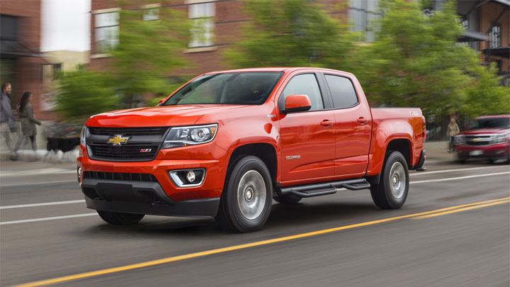 Chevy Colorado Duramax Diesel