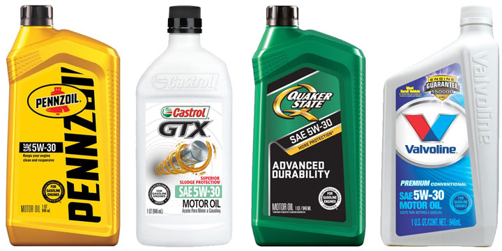 conventional motor oil