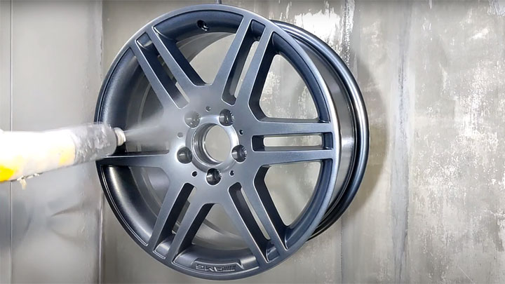 How Much Does it Cost to Powder Coat Wheels?