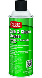 CRC carb cleaner review