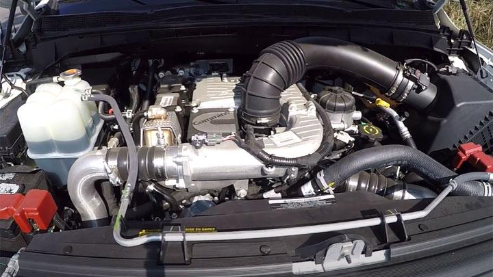 Cummins 5.0L diesel