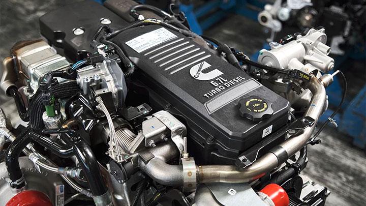 Cummins 6.7L diesel
