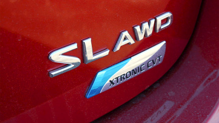 CVT transmission badge