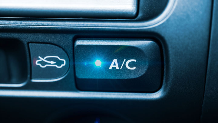 does A/C use gas?